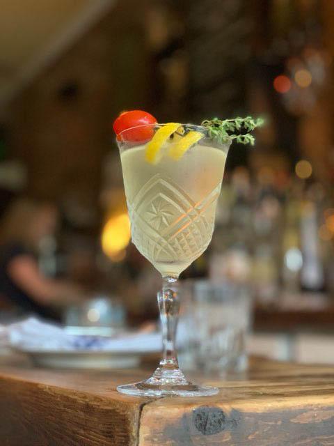 Cocktail: An Inward Turn | Bartender Atlas