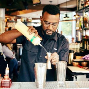 Kelvin Williams-Bacon | Bartender Atlas