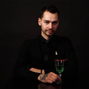 Kis Roland | Bartender Atlas
