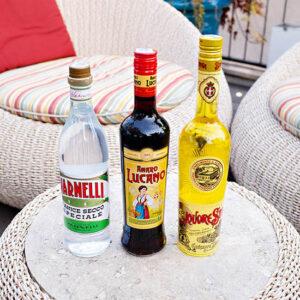 Italian Spirits | Bartender Atlas