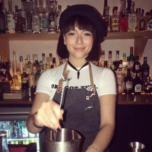 Ximena Perdigón | Bartender Atlas