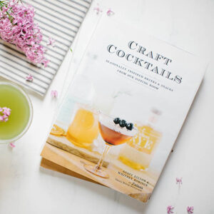 Boozy Bookshelf: Craft Cocktails | Bartender Atlas