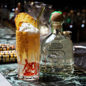 Cocktail: Elotes con Piñas | Bartender Atlas
