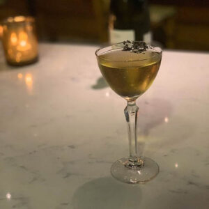 Cocktail: Gracious Intent | Bartender Atlas
