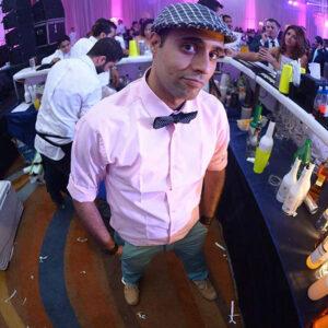 Amir Abdulla | Bartender Atlas