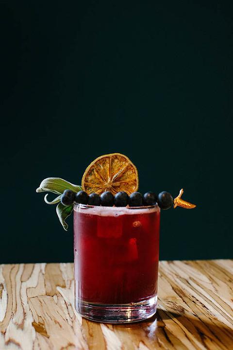 Cocktail: Found My Thrill | Bartender Atlas