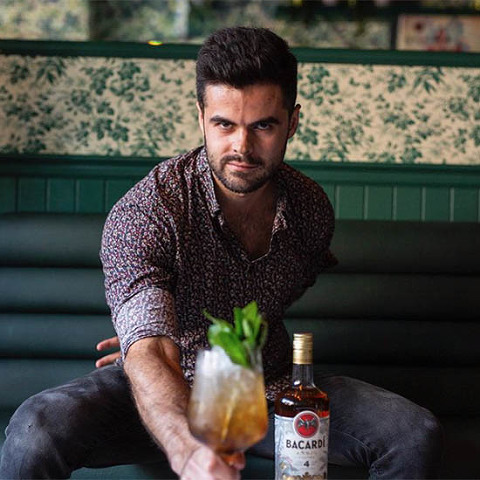 Griffin Harbury | Bartender Atlas
