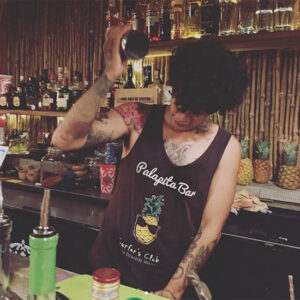 Christopher David Díaz Padilla | Bartender Atlas
