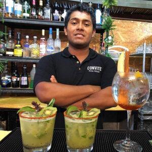 Roberto Ruíz Santiago | Bartender Atlas