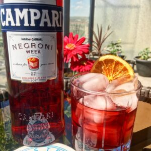Cocktail: Cassy's Negroni | Bartender Atlas