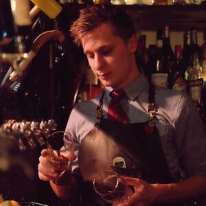 Jonas Kempeneers | Bartender Atlas