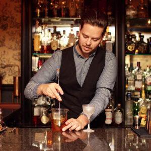 Robin Kaufman | Bartender Atlas