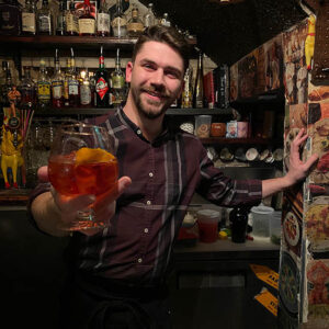 Scott Redfern | Bartender Atlas
