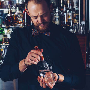 Joe Casson | Bartender Atlas