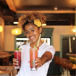 Josie Hamalengwa | Bartender Atlas