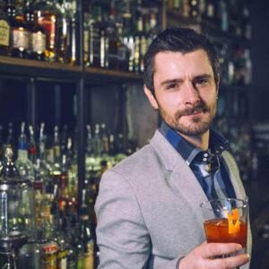 Ger Cullen | Bartender Atlas