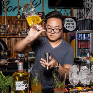 Elson Cheng | Bartender Atlas