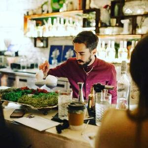 Justin Daigle | Bartender Atlas