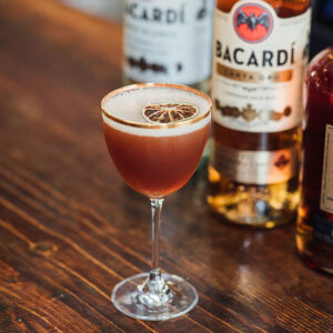 Cocktail: Cazador | Bartender Atlas