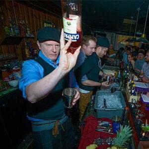 Derick Dubblestyne | Bartender Atlas