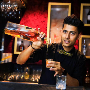 Sachin Chaudhari | Bartender Atlas