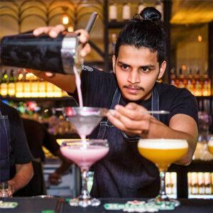 Anandha Krishnan | Bartender Atlas
