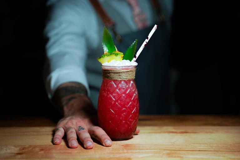 Cocktail: Turn the Beet Around | Bartender Atlas