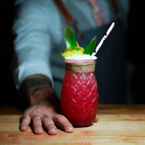 Cocktail: Turn the Beet Around | Bartender Atlas