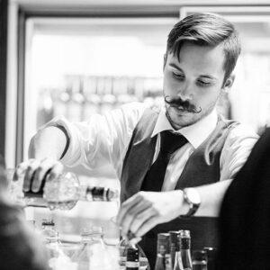 Nate Manns | Bartender Atlas