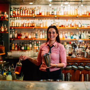 Katie Gleissner | Bartender Atlas