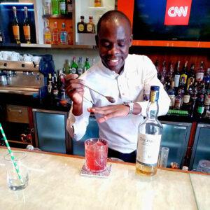 Joshua Wesonga | Bartender Atlas
