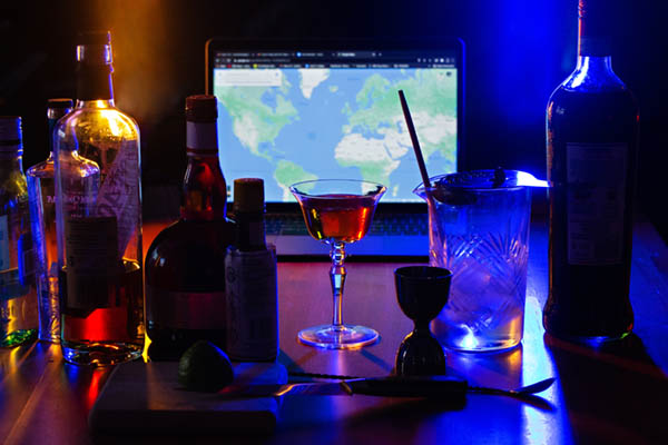 Virtual Cocktail Classes | Bartender Atlas