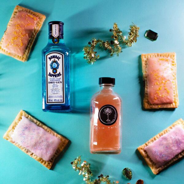 Pop Tarts + Cocktails