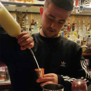 Aaron Mulvany | Bartender Atlas