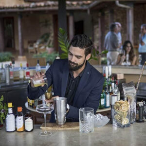 Héctor Guzmán Román | Bartender Atlas
