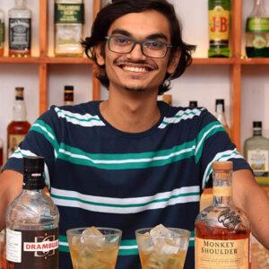 Kush Patel | Bartender Atlas