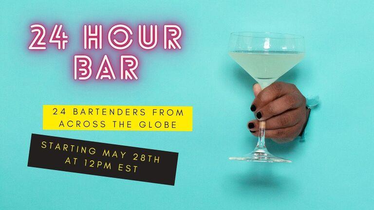 24 Hour Bar | Bartender Atlas