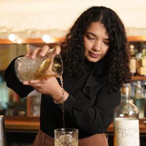 Ishrat Kaur | Bartender Atlas