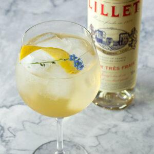 Cocktail: Jasmine Spritz | Bartender Atlas