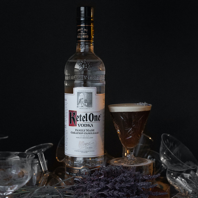 Cocktail: Kickstart Martini   Bartender Atlas