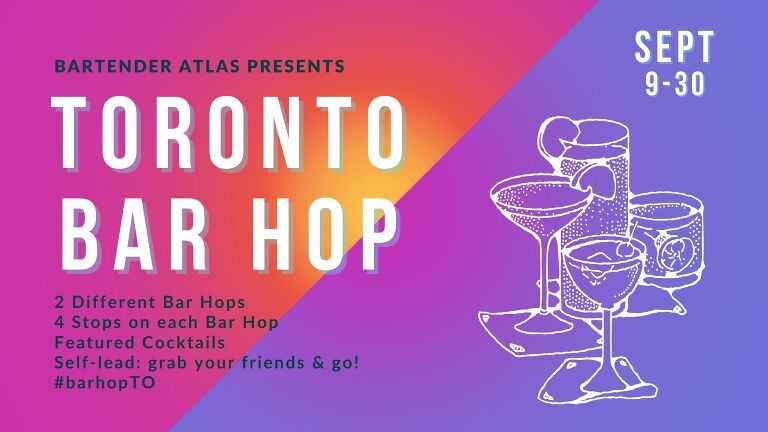 Toronto Bar Hop | Bartender Atlas