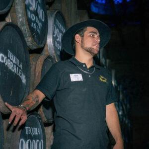 Javier El Topo Estrada   Bartender Atlas